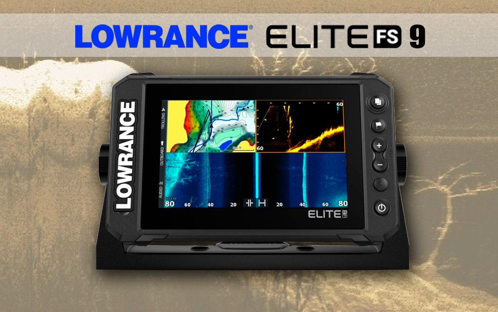 Lowrance Elite FS 9